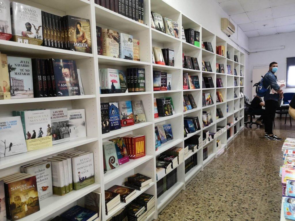 Librería Somnia en Badalona