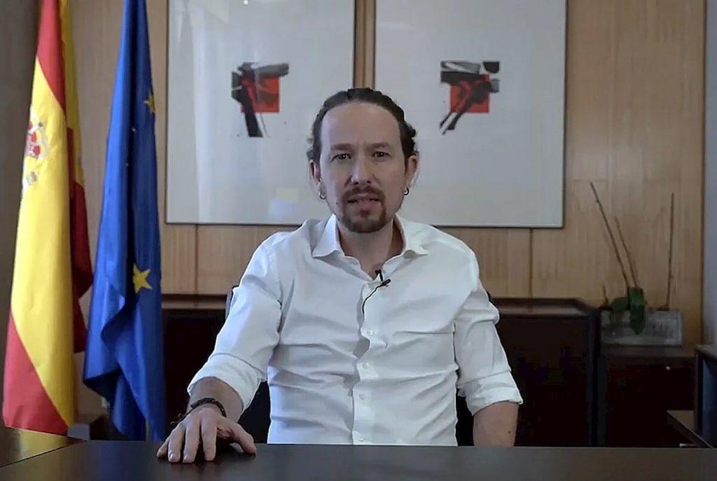 Pablo Iglesias dimite