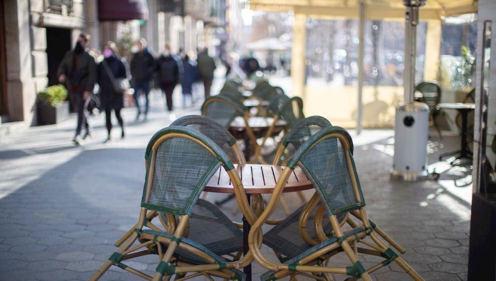 Relajación de las restricciones por la Covid-19 en Catalunya
