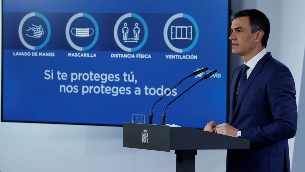 Pedro Sánchez anuncia la vacunación de 33 millones de españoles en una de las noticias de la semana