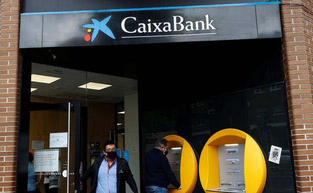 Despidos en Caixabank