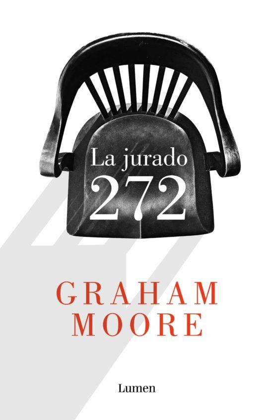 La jurado 272 de Graham Moore en Sant Jordi 2021