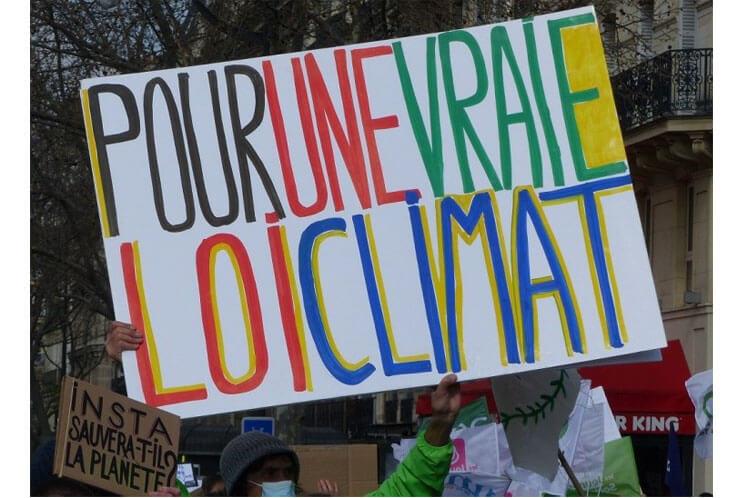 Francia quiere aprobar una nueva ley contra el cambio climático