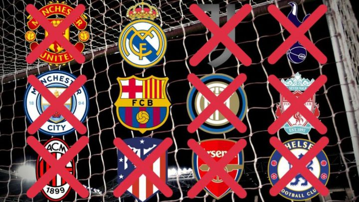 La creación de una nueva Superliga ha sido una de las noticias de la semana