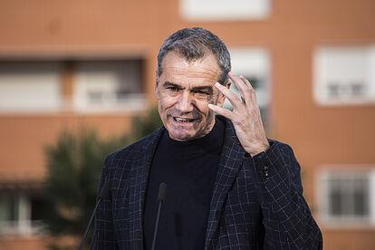 Toni Cantó, excluido de las listas del PP por la Comunidad de Madrid