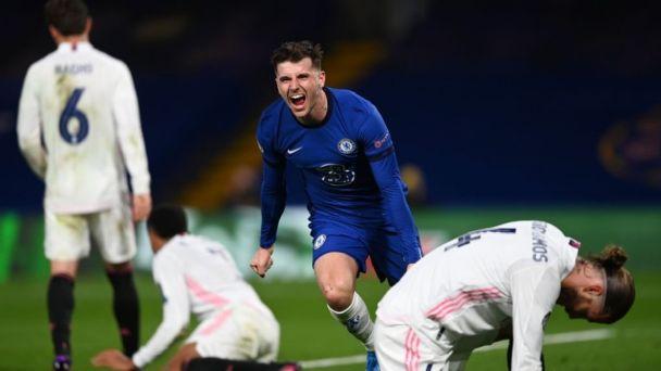 El Chelsea elimina al Madrid en la Champions.