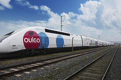 La empresa Ouigo empezará a operar en la via de alta velocidad en España.