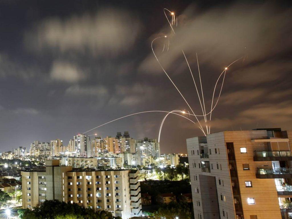 Los nuevos enfrentamientos entre Israel y Hamás es una de las noticias de la semana
