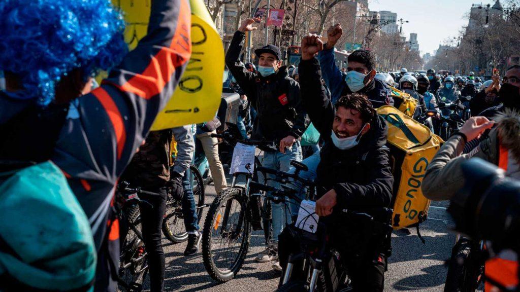 Nuevo decreto ley para los riders