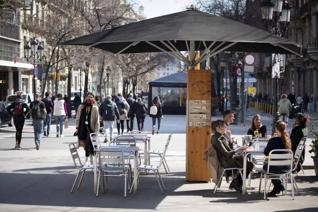 Nuevas restricciones en Catalunya a partir del 9 de mayo.