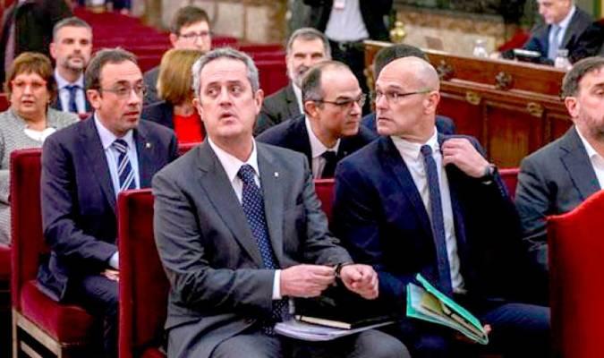 El Tribunal Supremo rechaza los indultos a los presos del procés