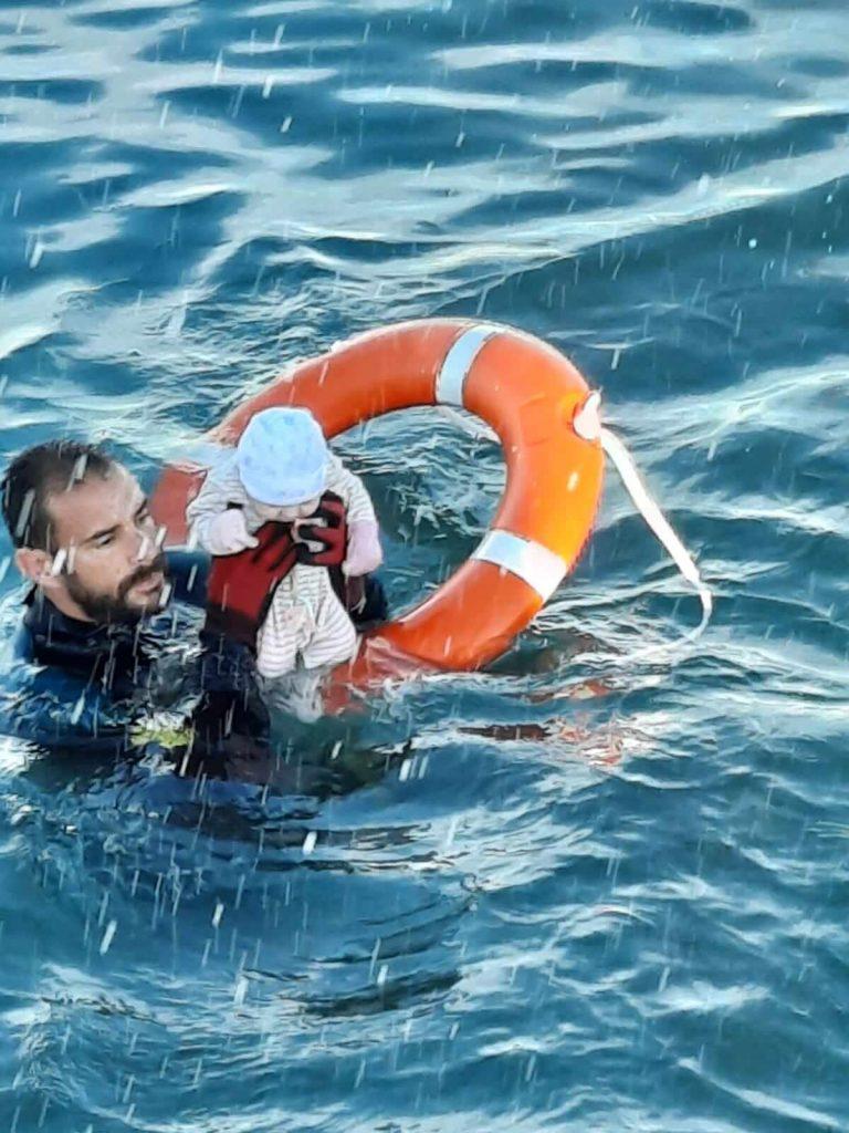 La crisis migratoria en Ceuta es una de las noticias de la semana