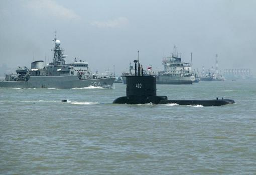La tragedia de un submarino en Indonesia es una de las noticias de la semana