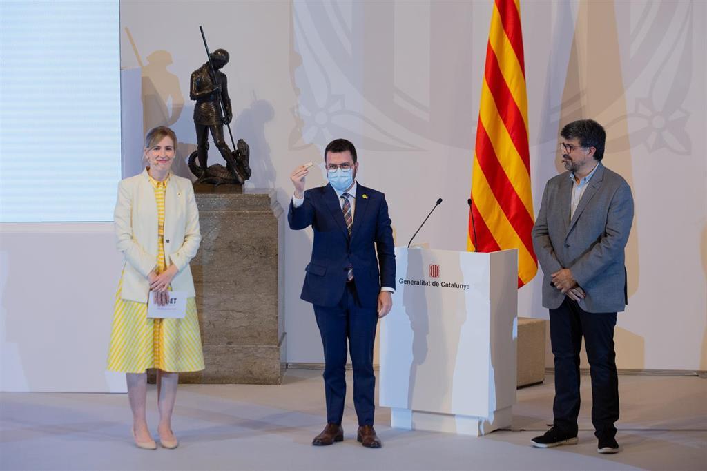 Grupo de trabajo Catalunya 2022