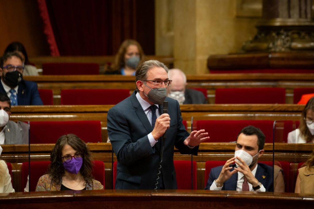 Jaume Giró diseñará unas cuentas para 2022
