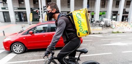 Glovo seguirá con un modelo de trabajo de riders autónomos