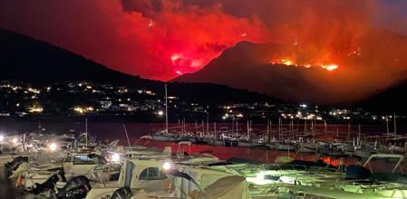 Los incendios en Catalunya son una de las noticias de la semana