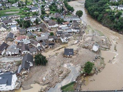 Fatal inundación en Alemania con al menos 160 muertos