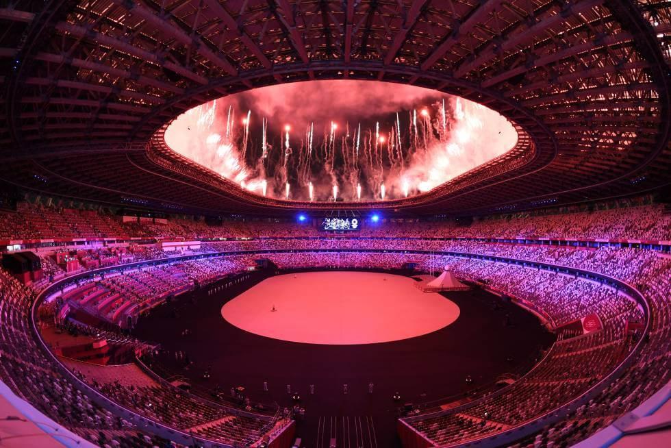 Inauguración de los Juegos Olímpicos Tokio 2020