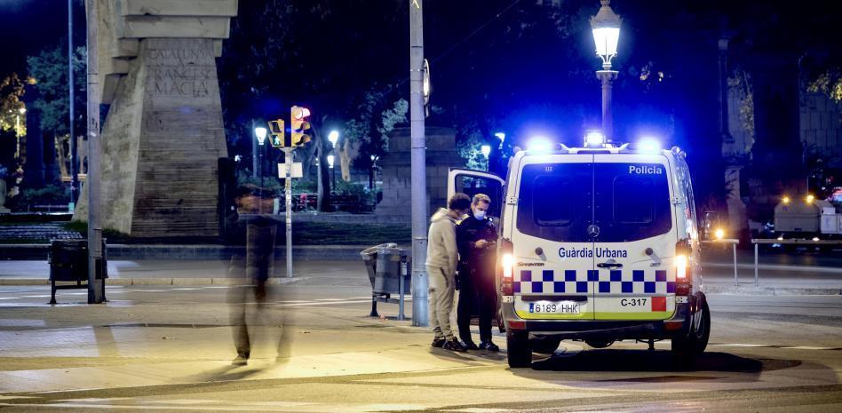 El TSJC prorroga el toque de queda nocturno en Catalunya